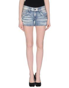 Джинсовые шорты Andy Warhol BY Pepe Jeans
