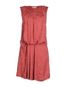 Короткое платье E Go' Sonia DE Nisco