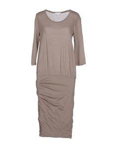 Платье до колена James Perse Standard