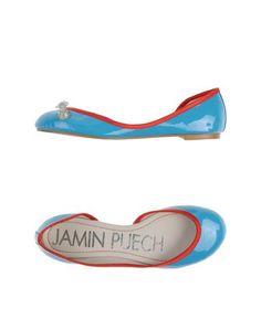 Балетки Jamin Puech
