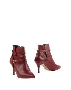Розовые Полусапоги и высокие ботинки Orciani