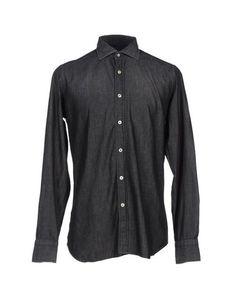 Джинсовая рубашка Arding &Amp; Hobbs