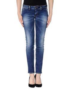 Джинсовые брюки-капри TWO Women IN THE World