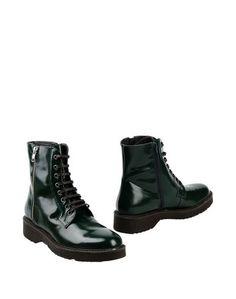 Зеленые Полусапоги и высокие ботинки George J. Love
