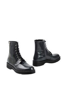 Серые Полусапоги и высокие ботинки George J. Love