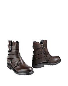 Коричневые Полусапоги и высокие ботинки George J. Love