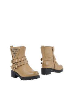 Коричневые Полусапоги и высокие ботинки ChassÈ