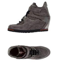 Высокие кеды и кроссовки PAS DE Rouge