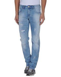 Джинсовые брюки MET &Amp; Friends