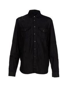 Джинсовая рубашка Rh45 Rhodium