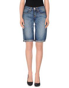 Джинсовые брюки-капри ROŸ Roger's