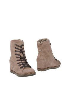 Бежевые Полусапоги и высокие ботинки Primadonna