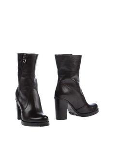 Коричневые Полусапоги и высокие ботинки Lady Kiara