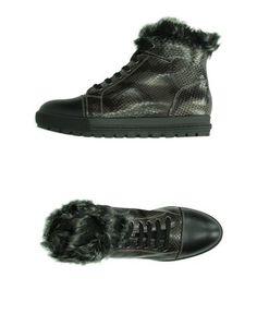 Высокие кеды и кроссовки SI BY Sinela
