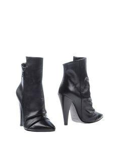 Черные Полусапоги и высокие ботинки Jeremy Ho