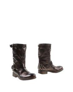 Коричневые Полусапоги и высокие ботинки OTÖ