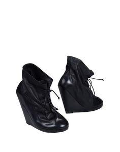Черные Полусапоги и высокие ботинки MarsÈll