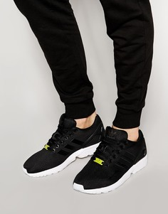 adidas Originals ZX Flux Trainers M19840 - Черный