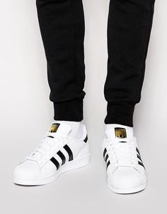 Кроссовки adidas Originals Superstar C77124 - Белый