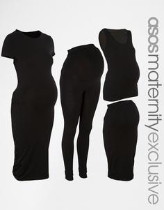 Базовый комплект для беременных ASOS Maternity - Черный