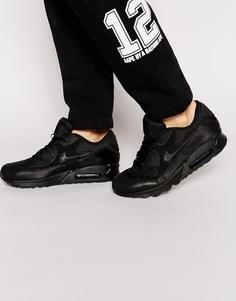 Кроссовки Nike Air Max 90 Essential 537384-090 537384-090 - Черный