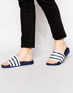 adidas Originals Adilette Slider Flip Flops G16220 - Синий