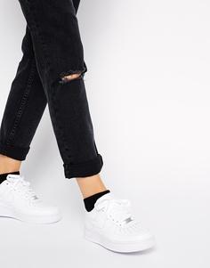 Белые кроссовки Nike Air Force 1 '07 - Белый