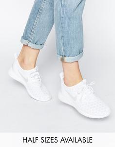 Белые кроссовки Nike Juvenate