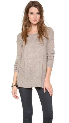 Кашемировый пуловер Ascender