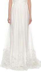 Накладная юбка Ava с вышивкой Theia