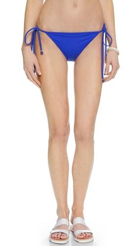 Однотонные плавки бикини Biarritz с завязками