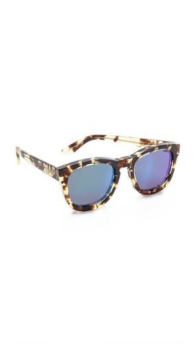 Классические солнцезащитные очки Fox Deluxe