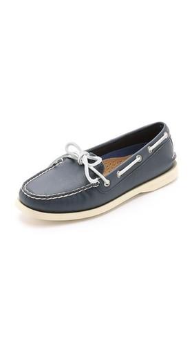 Лодочные туфли Kent