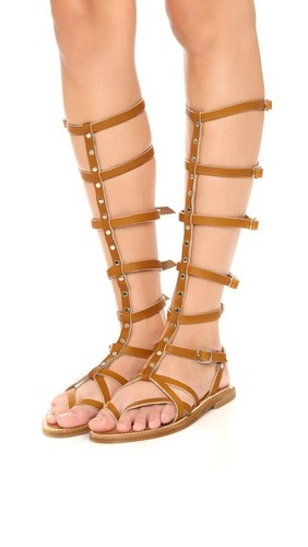 Гладиаторские сандалии Appia