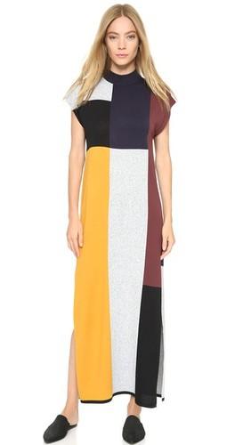 Длинное платье Vera Geo