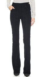 Вельветовые брюки Le Flare de Francoise Frame