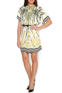 Платье, ремень Сlass Roberto Cavalli