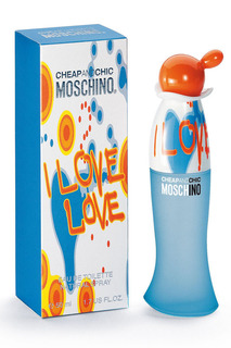 Moschino I Love Love EDT,100мл