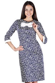 Платье с поясом Contraposto