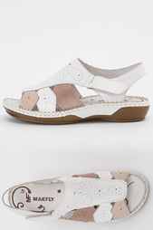 Туфли открытые Makfly