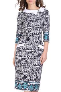 Платье вязаное Yves Saint Laurent