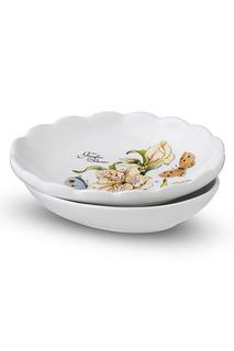 Тарелка для пикулей 26 см Nuova cer