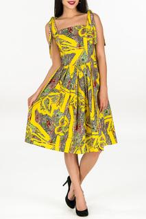 Комплект: платье, блузка Parmo&;Siniorita