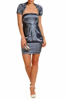 Платье джерси Rick Owens Lilies