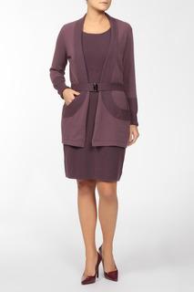 Комплект: кардиган, платье Luisa Spagnoli