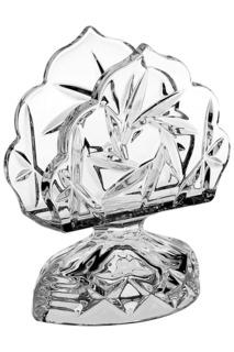 Салфетник 13 см на ножке Crystalite Bohemia