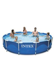Бассейн каркасный 366х76 Intex