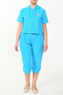 Пижама: бриджи и кофта Del Fiore