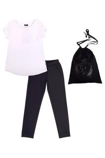 Комплект: футболка, брюки Gulliver