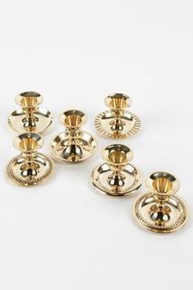 Набор подсвечников 6 шт. Moradabad Handicrafts of India